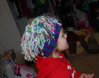 Hairy Hat Pattern