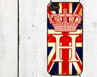 iphone 6 case Personalized British Flag iPhone case, 4 4s iPhone Case, Union Jack iPhone Case - iPhone 5 Case