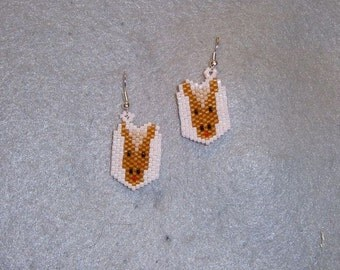 Little Horse head earrings