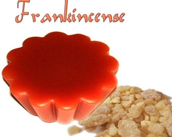 4 Frankincense Tarts Candle Melts Earthy Scent