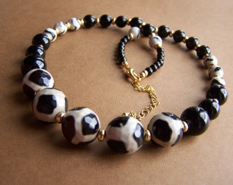 Animal Stone Necklace