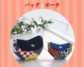 REVISED VERSION -Simple Cute Patchwork Bags n Pouches - Japanese Craft Book