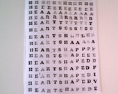 heartshaped zine  no. 5