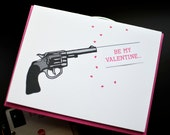 Be Mine Gun Valentine