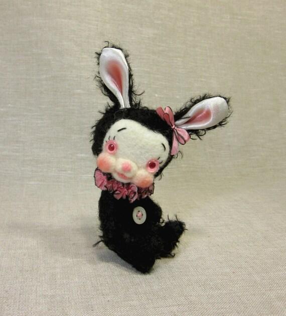 Keiko the Mohair Bunny
