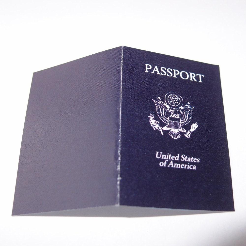 digital pdf passport book world travel printable blank cards