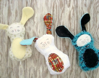 Easter Bunny Sewing Pattern Rabbit pdf Download Pattern Now