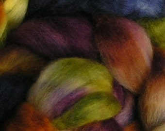 Roving Top Wool COLOR PLAY CLUB One 4 oz wool or wool blend top per month for 3 months