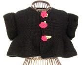 Girls Knitting Patterns Toddler Girls Knitting Patterns Shrug Knitting Patterns Sizes 2-3 Yrs ... free shipping via pdf