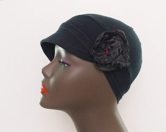 Women Chemo Hats. All Season Handmade Cap, 100% cotton. Cancer hats. Headcovers. Cancer headwear. Hair loss. Chimotherapy patients