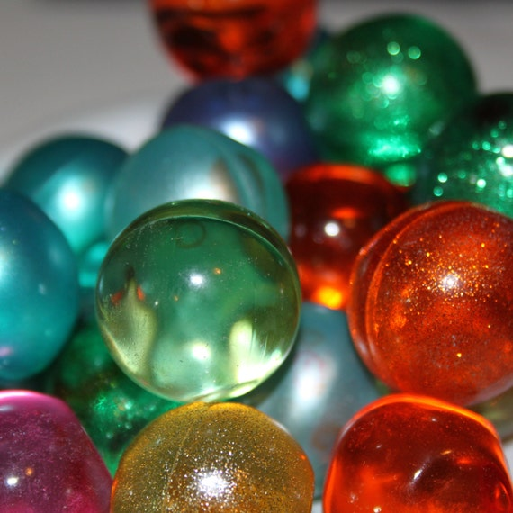 Fragrant Bath Beads By Hollyday27 On Etsy