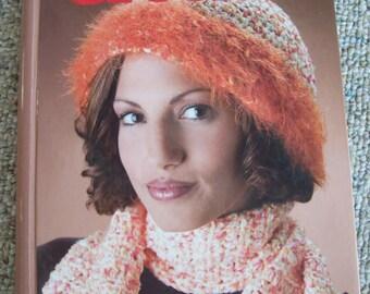 Warm & Fuzzy Crochet,Patterns,Hardback,Book,Needlecraft Shop