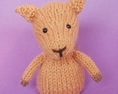 Camel Toy Knitting Pattern (PDF)