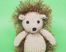 Hedgehog Toy Knitting Pattern : Popular items for hedgehog pattern on Etsy