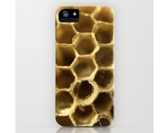 Wasp Nest iPhone Case  Photography  Natural History Sweet Nest What Insects Create Found Object Wasp Print
