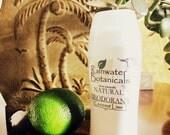 Coconut Lime AllNatural Deodorant closout sale