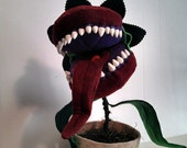 Custom Venus Flytrap plush stuffed plant Bellis Tendiculae