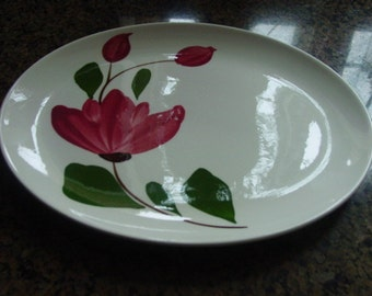 A 1950s RIO Platter by Stetson