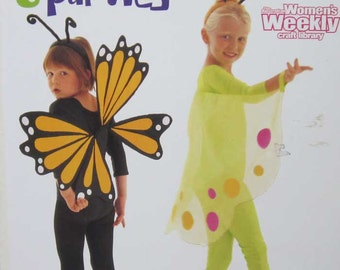 Kids Dress Up and Parties Costume Pattern Book
