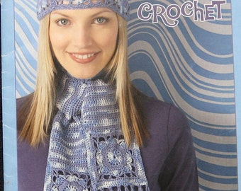 Bernat Cool Crochet Pattern Book