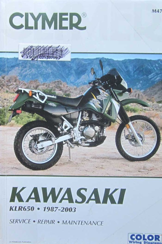 clymer kawasaki klr650 1987 2003 motorcycle service repair 2013 kawasaki klr 650 owners manual kawasaki klr 650 manual español