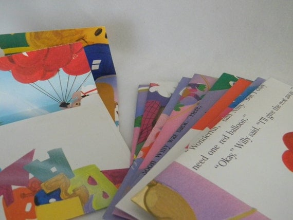 From A to Z Handmade envelopes