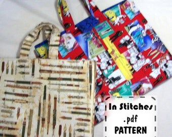 Planning Portfolio PDF Pattern DIY Notebook Cover Instructions
