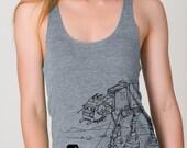 My Star Wars ATAT Pet - Womens Tank Top ( Star Wars ATAT tank top)