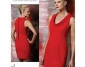 Vogue 1151 Cynthia Steffe Dress Pattern Modern Fashion