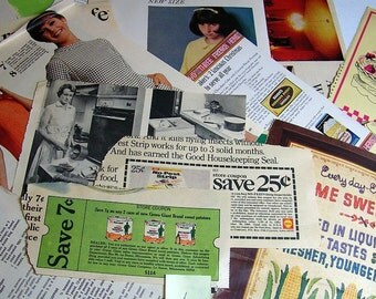 Vintage Paper from the Sixties and early Seventies