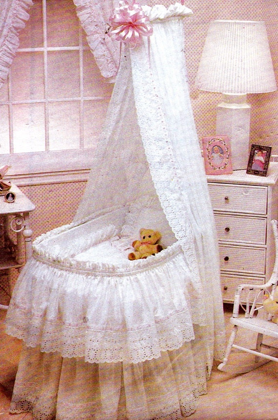 Bassinet Skirt Patterns 10