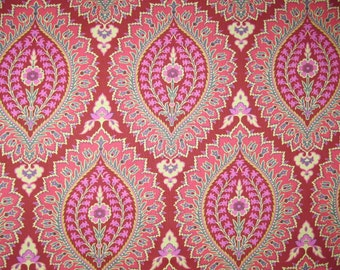 IMPERIAL PAISLEY Zinnia Amy Butler ALCHEMY Cotton Quilt Fabric - by the Yard