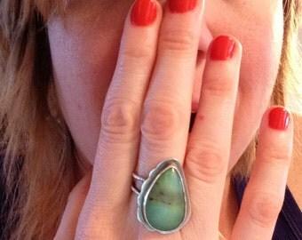 Minty fresh ring