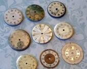 Nine Vintage Watch Faces (WPF1069)