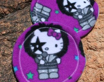Mini Nap Spot for Little Creatures - Hello Kitty Rock Star