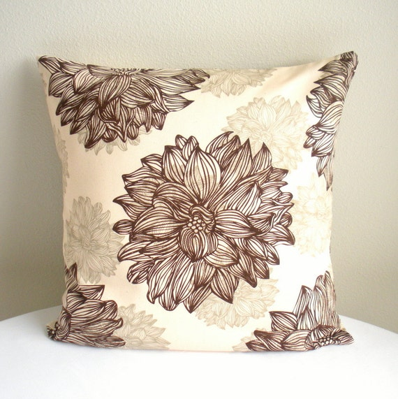 Organic Cotton Pillow Cover Evelyn & Janette by IslandPicnic