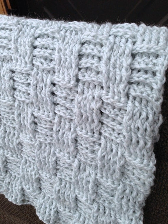 Crochet Pattern For Lap Afghan : Crochet Baby Blanket Pattern or Lap Afghan...Soft by ...