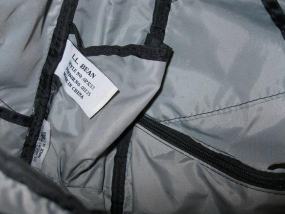 Llbean Ameribag Style Ergo Backpack Sling Bag Thick Gen