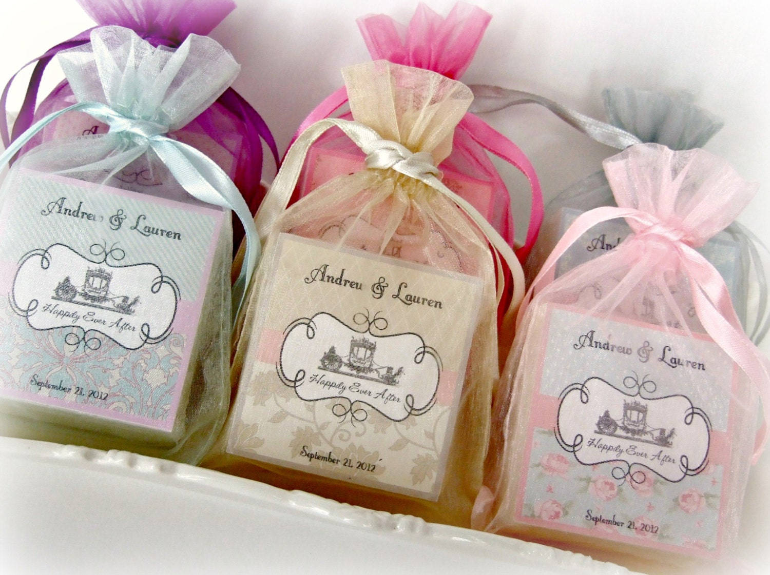 wedding shower favors romantic decoration With wedding shower favors