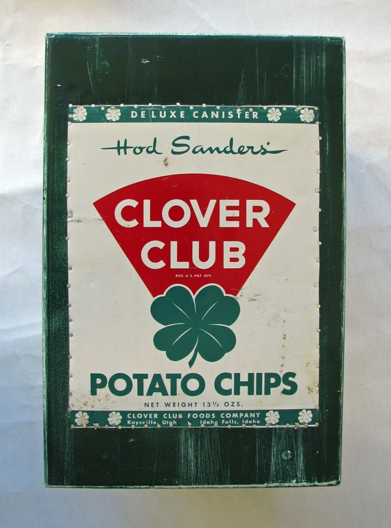 Clover Club Potato Chips Clover Club Potato Chips