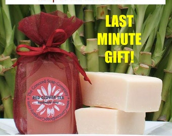 Handmade Soap-of-the-Month Club 12 Month Subscription - soap club, monthly, membership, last minute gift, assorted scents, fragrances