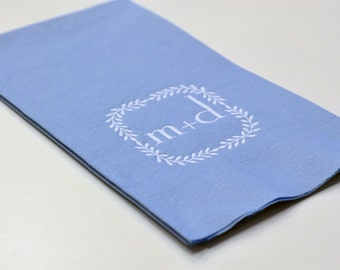 Personalized Guest Towel Napkins