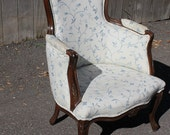 Design Your Own Custom Antique Victorian Chair