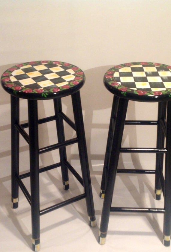 items similar to 24 or 29 hand painted custom round top