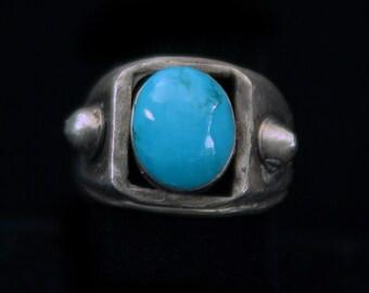 Macho Sleeping Beauty Ring