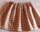 The Ruthie skirt - Little Girls skirt- available sizes 1, 2, 3, 4, 5