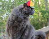 Propeller Hat - Propeller Beanie - SF Fandom - Comics Beany Boy - Propellerhead - Cat Halloween Costume - Cat Photo Prop