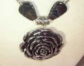 EXCLUSIVE LISTING for MS V - Rose Pendant