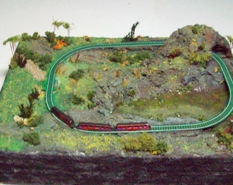 miniature train working FREE SHIPPING