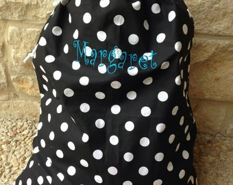 "Personalized Laundry Bag(s) (27""x 36"")"